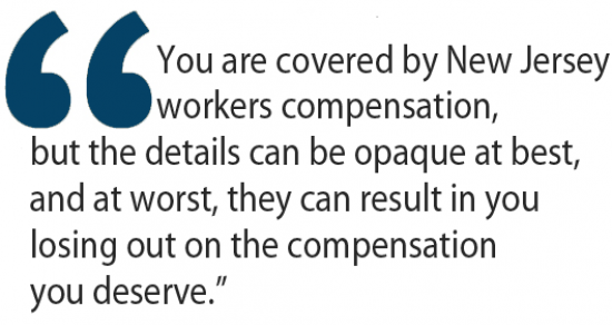 Workers' Comp New Jersey