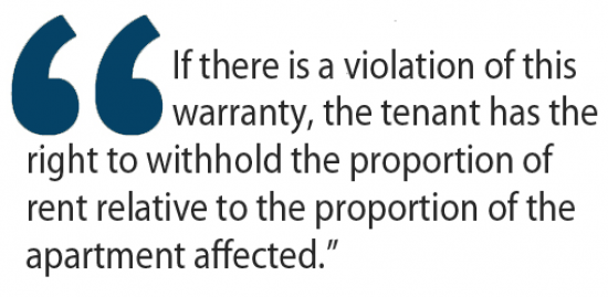 Landlord negligence
