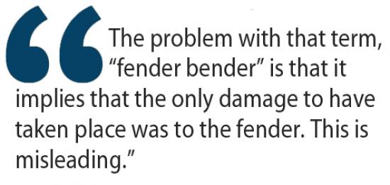 fender bender attorney