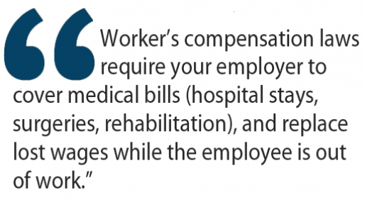 worker's comp rights