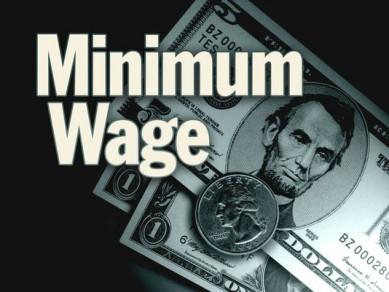 violation of minimum wage laws