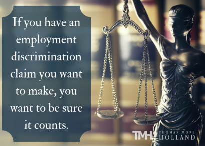 employment discrimination claims
